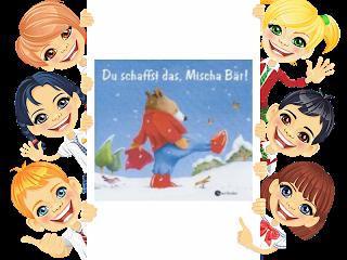 KINDERBUCHREZENSION // Du schaffst das, Mischa Bär - Amy Hest / Anita Jeram