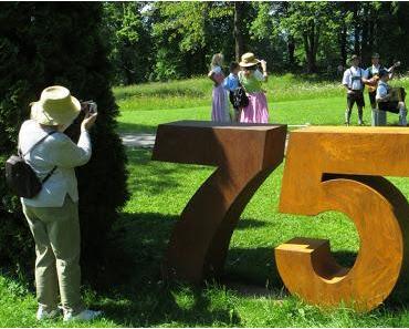 Musikalischer Spaziergang: Impressionen aus dem Kurpark in Schwangau