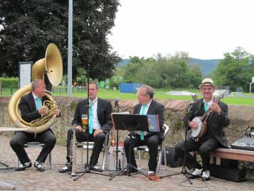 Gelnhausen swingt mit Blues, Dixie, New Orleans & Gospel Musik