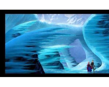 """Erster Teaser zu Disneys """"Frozen"""""""