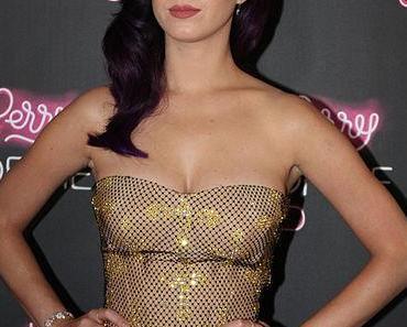 Katy Perry über ihre Scheidung von Russell Brand