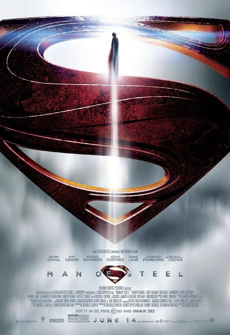 Review: MAN OF STEEL - Heldendämmerung