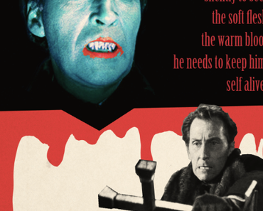 Review: DRACULA - Christopher Lee wird zur Legende