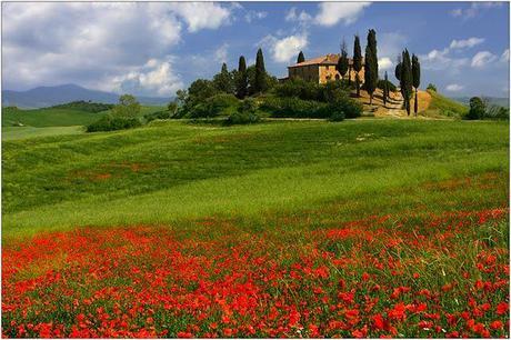 Urlaub in der bezaubernden Toskana