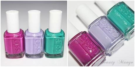Essie Naughty Nautical Haul + Swatches