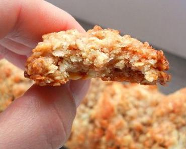 Honig-Dinkel-Cookies