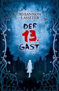 Book in the post box: Der 13. Gast