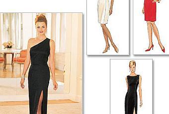das 2 kleid als hochzeitsgast outfit butterick 4343. Black Bedroom Furniture Sets. Home Design Ideas
