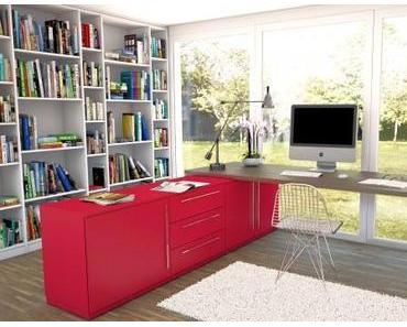 Baustelle Home Office – 10 Tipps für das perfekte Arbeitszimmerin den eigenen vier Wänden