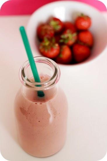 erdbeer bananen smoothie — rezepte suchen