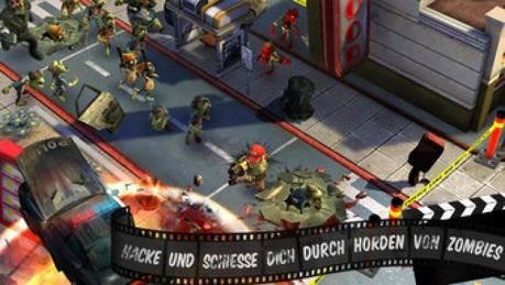 Zombiewood – Ballern! Action! Zombies! In Hollywood ist der Teufel los