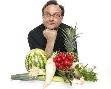 Männergesundheit: Mehr Gemüse, bitte!