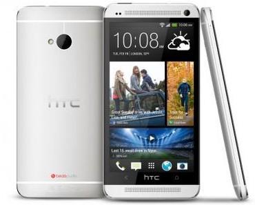 Gewinne ein HTC One!