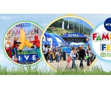 Termintipp: Nivea Familienfest am 13. & 14. Juli in Mariazell