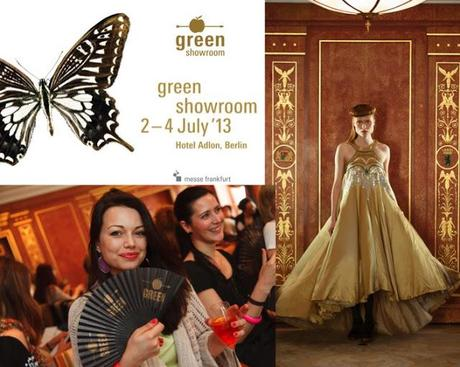 pre-view Green Showroom @Hotel Adlon