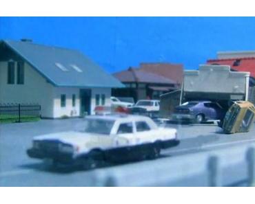 Verfolgungsjagd mit Matchbox Autos (Stop-Motion)