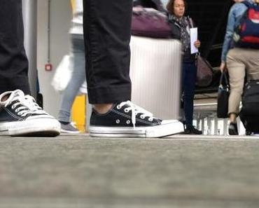 #Converse All Star mit oder ohne Socken tragen?!