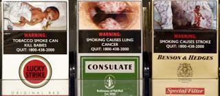 [Diskussion] Abschreckende Fotos auf Zigarettenschachteln