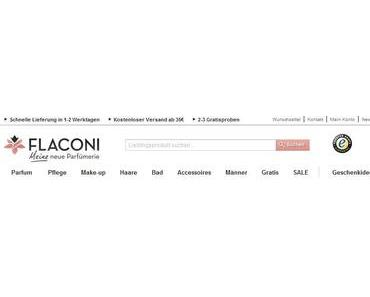 Flaconi.de – Meine neue Parfümerie –