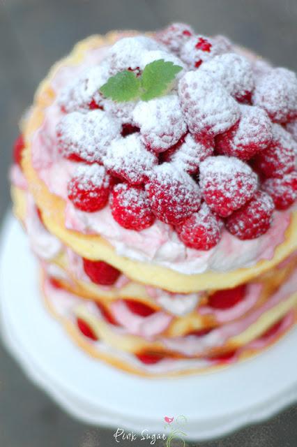 Schwedische pancake torte