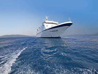 Die FTI-Berlin von FTI Cruises wird im Winter stillgelegt!