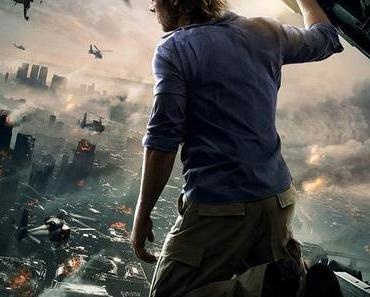 Review: WORLD WAR Z - Brad Pitt jagt Zombies für Kinder