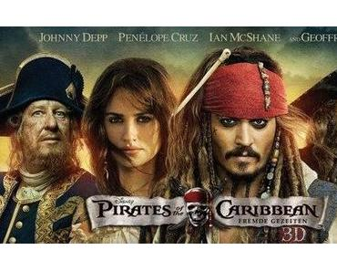 Review: PIRATES OF THE CARIBBEAN - FREMDE GEZEITEN - Der bessere Teil zwei