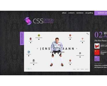 Inspiration Webdesign – Die besten Seiten für Awards & CSS-Galerien
