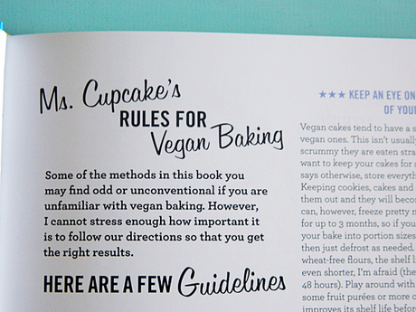 Cookbook: Ms Cupcake 'The Naughtiest Vegan Cakes in Town'