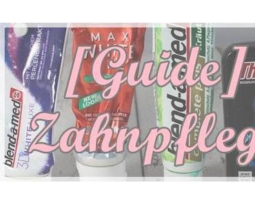 *Guide* Zahnpflege - Wie wichtig sind Euch schöne Zähne?