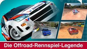 Colin McRae Rally iPhone Apps