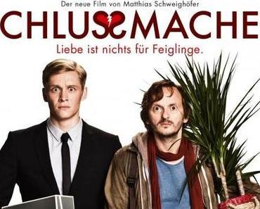 Review: SCHLUSSMACHER - Ein Film wie ein Fratze
