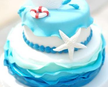 """""""Schiffchen Ahoi"""" Torte"""