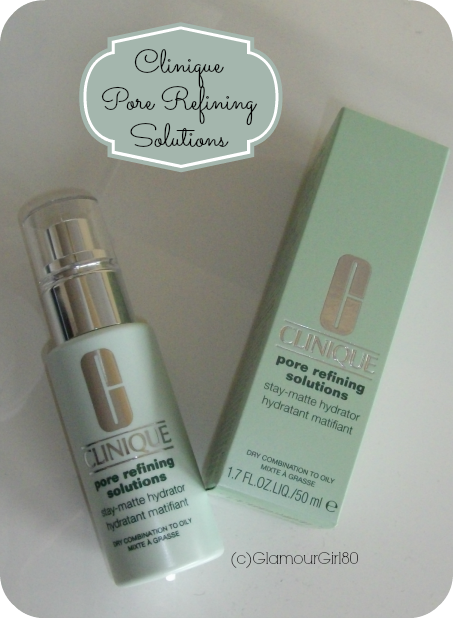 Clinique Pore Refining Solutions Stay-Matte Hydrator