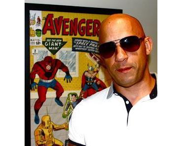 Captain America 2 - The Winter Soldier: Das erste Teaser Poster ist da und Vin Diesel als Giant - Man in Avengers 2?