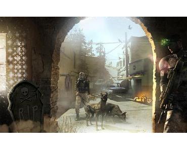 Splinter Cell: Blacklist – Ubisoft veröffentlicht neues Gameplay