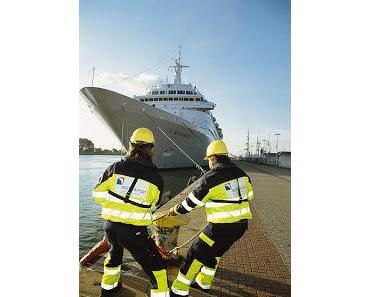 """Dritte """"Rostock Port Party"""" am Warnemünder Kreuzfahrthafen"""