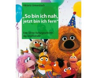 Kulturgeschichte der Sesamstraße: Wer's nicht liest, bleibt dumm