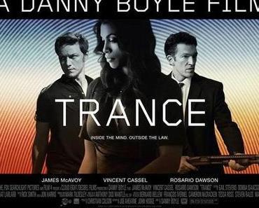 Review: TRANCE – GEFÄHRLICHE ERINNERUNG – Danny Boyle und die Schluchten der Gedankengängen
