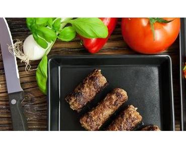 Kroatisches Cevapcici mit Djuvec-Reis Rezept
