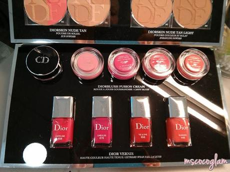 Dior 'Summer Mix 2013' Paréo *Blush-Liebe*
