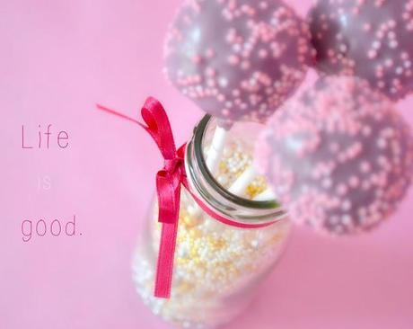 (Cake)Pop up your life... whoopwhoop!