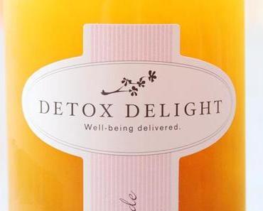 Macht entgiften mit Detox Delight wunschfrei?