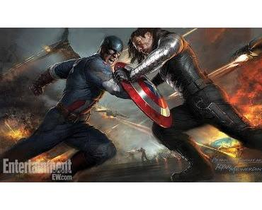 """Marvel Update: News zu """"Agents of S.H.I.E.L.D."""" und """"Captain America: The Winter Soldier"""""""