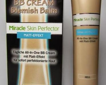 Garnier BB Cream Matt-Effekt