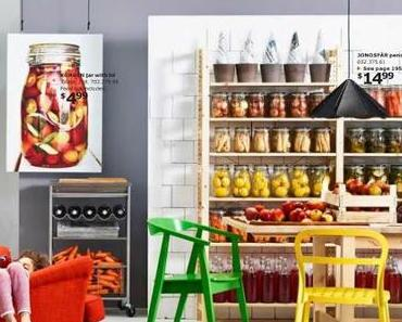 Blick in den Ikea-Katalog 2014