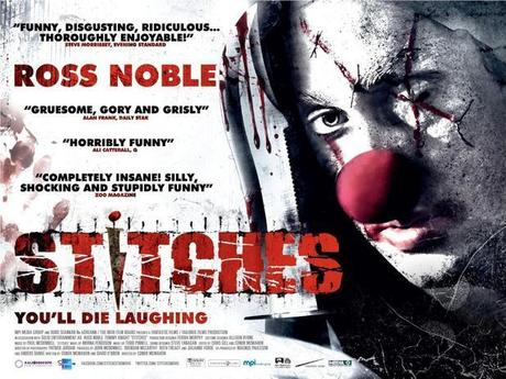Review: STITCHES - Ein Clown wie Freddy Krüger und Bugy Bunny