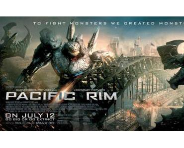 Review: PACIFIC RIM - Das Kind im Mann
