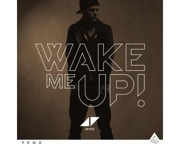 """AVICII – """"WAKE ME UP""""  Platz 1 in Deutschland"""