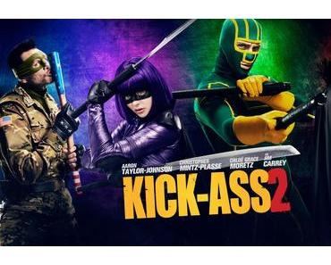 Trailerpark: Extended Red Band Trailer zu KICK-ASS 2